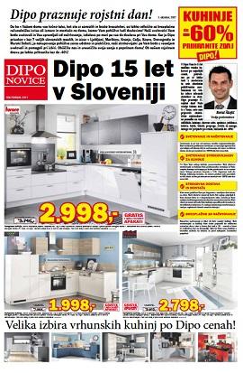 Dipo katalog 15 let v Sloveniji