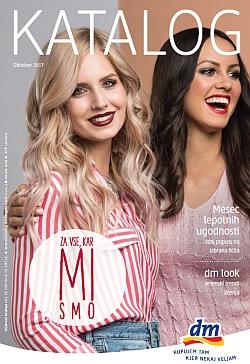 DM katalog oktober 2017