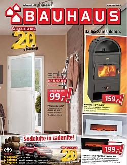 Bauhaus katalog november 2017
