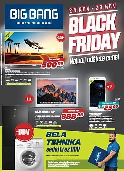 Big Bang katalog Black Friday do 28. 11.