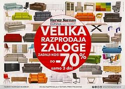 Harvey Norman katalog Velika razprodaja Maribor