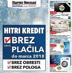 Harvey Norman katalog Magični prazniki