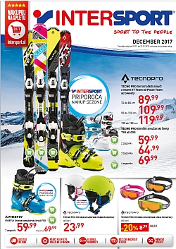 Intersport katalog december 2017