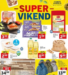 Lidl super vikend do 19. 11.