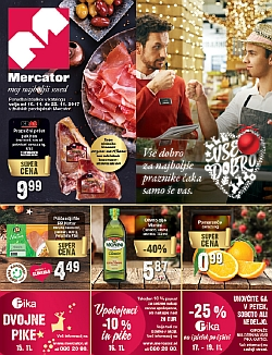 Mercator katalog do 22. 11.