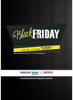 Merkur katalog Black Friday do 30. 11.