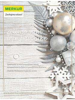 Merkur katalog Prazniki 2017
