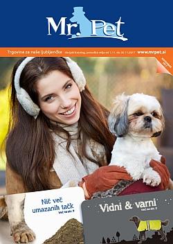 Mr Pet katalog november 2017