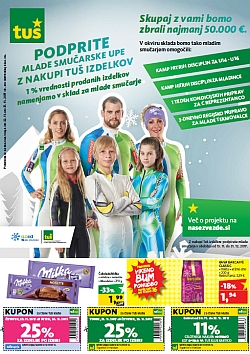 Tuš katalog trgovine in franšize do 27. 11.
