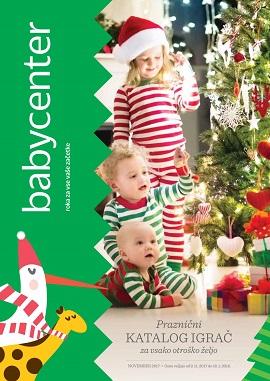 Baby Center katalog Igrače 2017