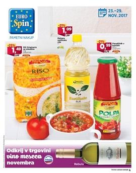 Eurospin katalog do 29.11.
