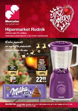 Mercator katalog Hipermarket Rudnik do 03. 12.