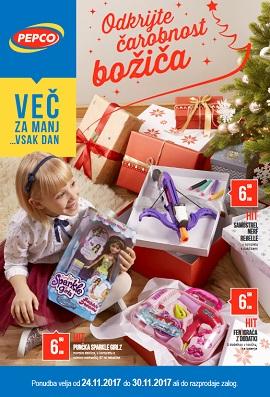 Pepco katalog Odkrijte čarobnost božiča