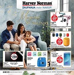 Harvey Norman katalog Magična praznična ponudba