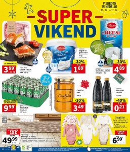 Lidl super vikend do 17. 12.