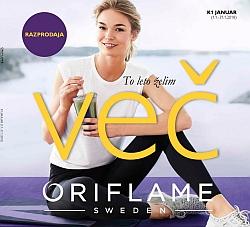 Oriflame katalog januar 2018