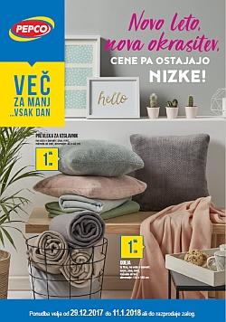 Pepco katalog Velika razprodaja do 11. 01.