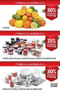 Spar in Interspar akcija do 13. 12.