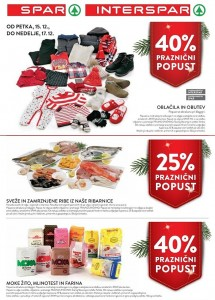 Spar in Interspar vikend akcija do 17. 12.