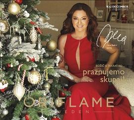 Oriflame katalog december 2017