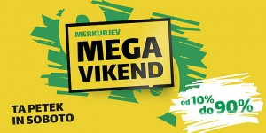 Merkur akcija Mega vikend do 20. 01.
