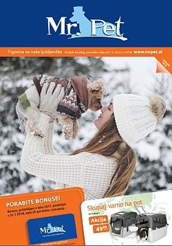 Mr Pet katalog januar 2018