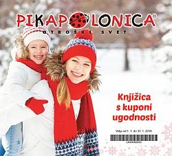 Pikapolonica katalog Kuponi januar 2018