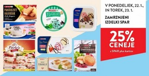 Spar in Interspar akcija do 23. 01.