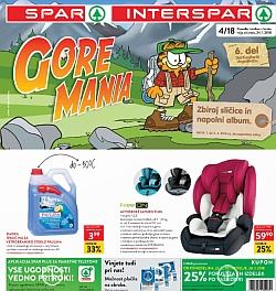 Spar in Interspar katalog do 06. 02.