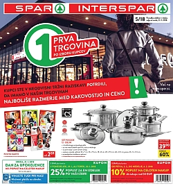 Spar in Interspar katalog do 06. 02.