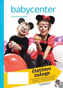 Baby Center katalog januar februar 2018