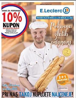 E Leclerc katalog Maribor do 04. 03.