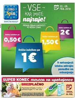 Eurospin katalog do 28. 02.