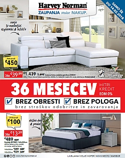 Harvey Norman katalog do 14. 02.