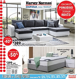 Harvey Norman katalog Izkoristi ponudbo