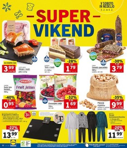 Lidl super vikend do 04. 02.