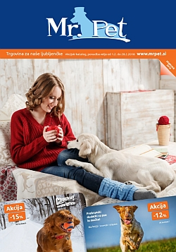 Mr Pet katalog februar 2018