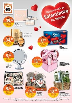 Muller katalog Valentinovo do 14. 02.