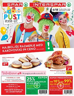 Spar in Interspar katalog do 13. 02.