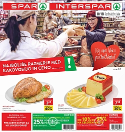 Spar in Interspar katalog do 27. 02.