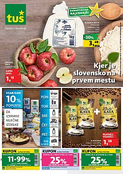 Tuš katalog trgovine in franšize do 26. 02.