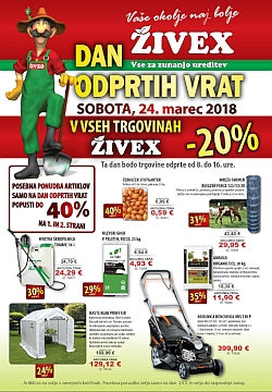 Živex katalog do 06. 04.