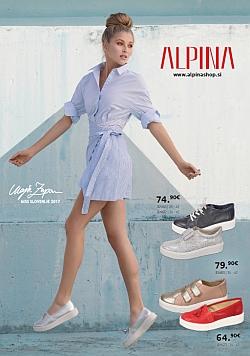 Alpina katalog Pomlad 2018