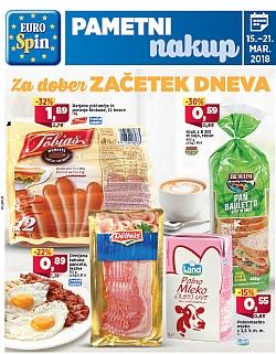 Eurospin katalog do 21. 03.
