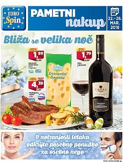 Eurospin katalog do 28. 03.