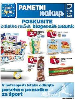 Eurospin katalog do 11. 04.