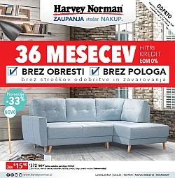 Harvey Norman katalog Pomladni navdih