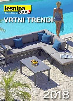 Lesnina katalog Vrtni trendi 2018