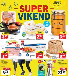 Lidl super vikend do 04. 03.