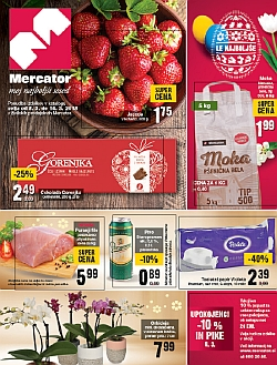 Mercator katalog do 14. 03.
